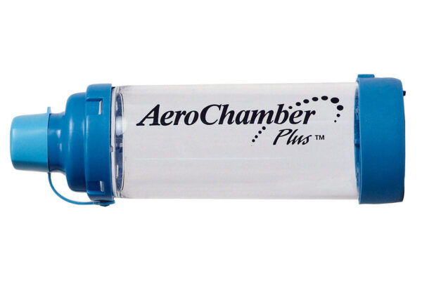Aerochamber Plus Asthma Spacer Inhaler Mouthpiece