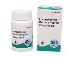 acetazolamide 250mg tablets diamox bnf