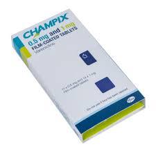 Champix Tablets Image