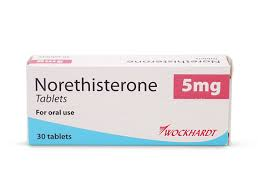 Norethisterone Tablets Image