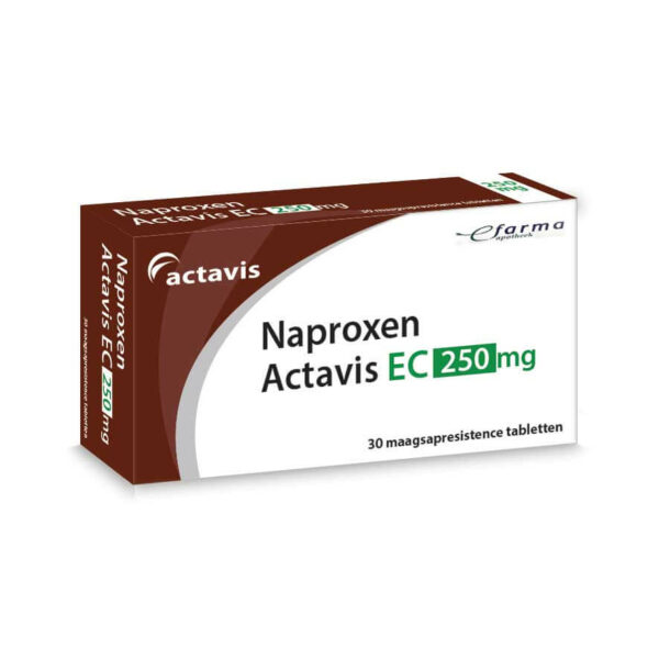 Buy Naproxen 250mg - 500mg Tablets Online UK | Pain Relief Treatments