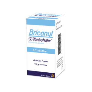 buy bricanyl turbohaler online inhaler infusion UK
