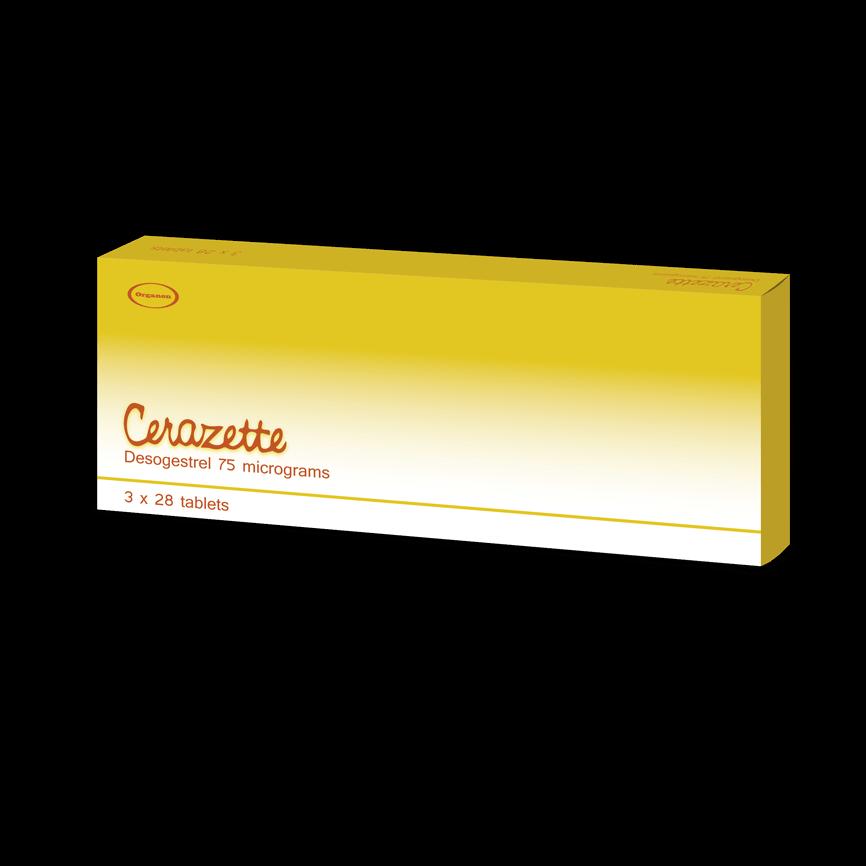 Buy Cerazette Mini Pill (Desogestrel) Online   Birth Control & Contraception