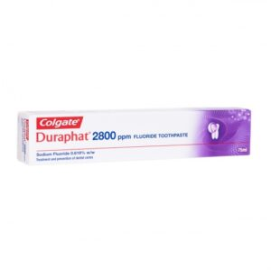 Colgate Duraphat 2800 ppm Toothpaste