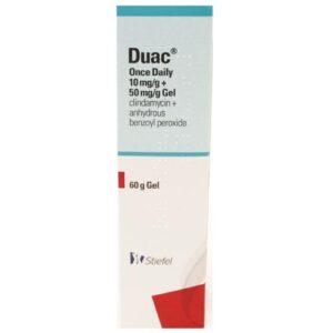 Buy Duac Once Daily Gel UK Online Acne Cream Spot Cream