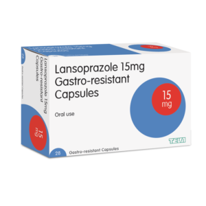 Buy Lansoprazole UK Online Side Effects Dose 30 mg 15 mg