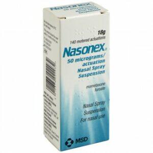 Nasonex Buy Spray Uk Online Nasal Spray Active Ingredient Ingredients