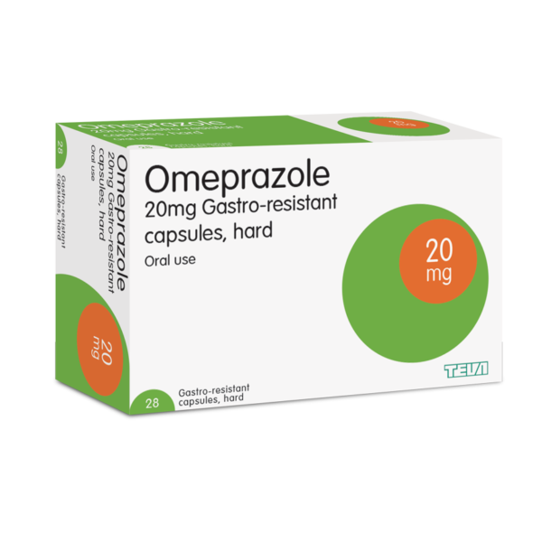 Buy Omeprazole UK Tablet Online 20mg Capsules dosage Over the counter