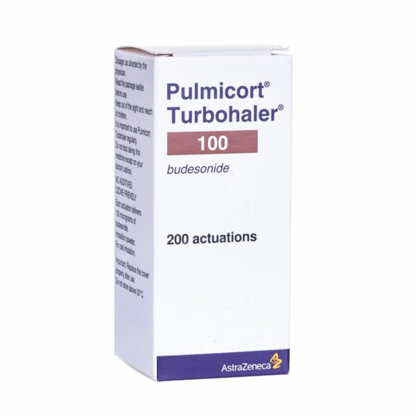 Buy Pulmicort Turbohaler Online 100 200 UK Next Day Delivery (Budesonide) 100mg/200mg/400mg