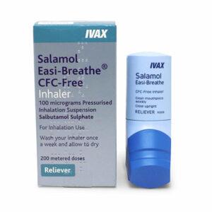 Buy Salamol Easibreathe Online