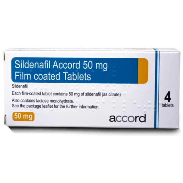 Buy Sildenafil UK (Viagra) 25mg 50mg 100mg Tablets Online