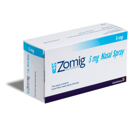 Buy Zomig Nasal Spray Online UK Next Day Delivery Generic 5 Mg
