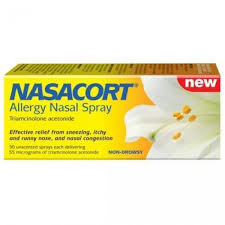 Buy Nasacort Nasal Spray OnlineUK Next Day Delivery Allergy Boots UK