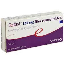 Telfast Tablets Image