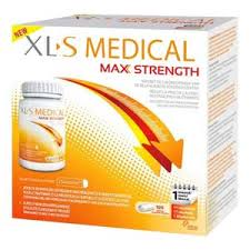 Buy XLS-Medical Max Strength (Clavitanol) Tablets Online UK Next Day Delivery 120