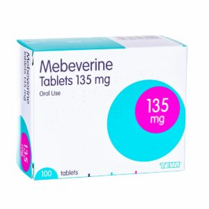 Buy Mebeverine Tablets Online UK Next Day Delivery 135mg IBS Irritable Bowel Syndrome