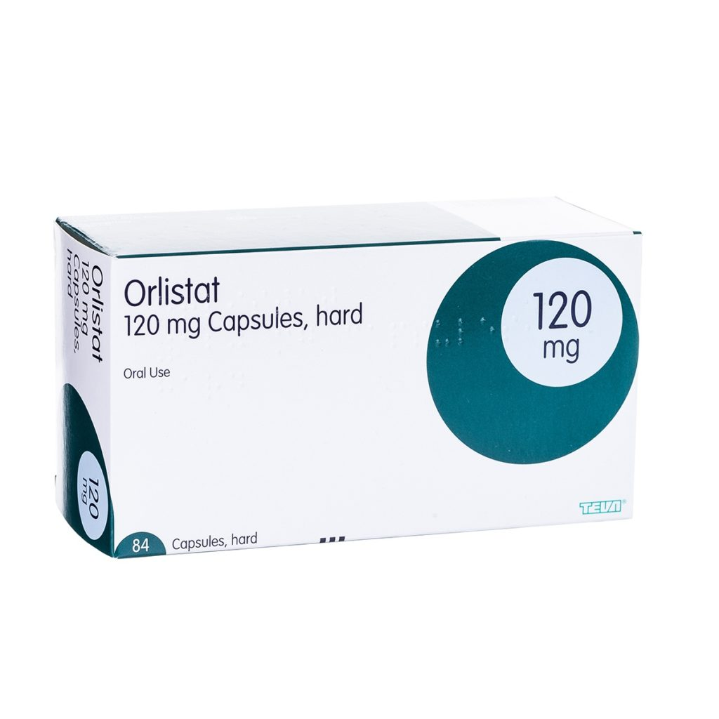 Orlistat Weight Loss Box Image