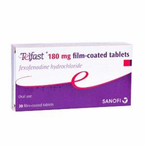 Buy Telfast Fexofenadine Online