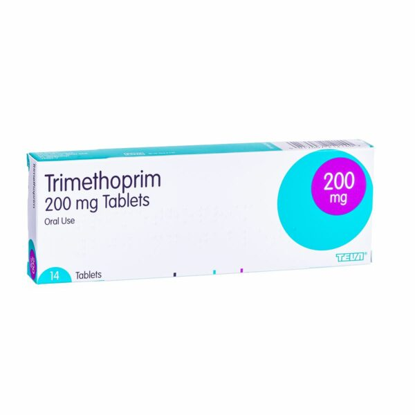 Buy Trimethoprim 200mg antibiotics tablets what is