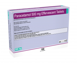 Buy Soluble Paracetamol Online Effervescent 500 mg tablets 500mg