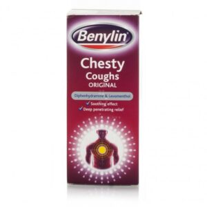 Buy Benylin Chesty Cough Original Online UK Next Day Delivery 300ml 150ml