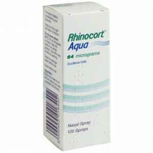 Buy Rhinocort Aqua Nasal Spray Online UK Next Day Delivery 64 MicrogramsDose