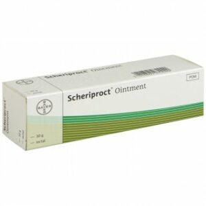 scheriproct ointment
