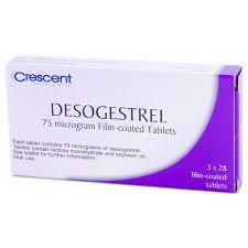 Buy Desogestrel (Generic Cerazette) 75mcg Mini-Pill   Contraception
