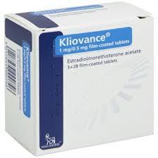 Buy Kliovance Online UK Contraceptive