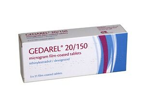 Buy Gedarel UK Online 20 150 30 150 Reviews Side Effects Contraceptive Pill Acne