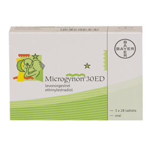 Buy Microgynon ED Online UK Next Day Delivery 30 Tablets NHS