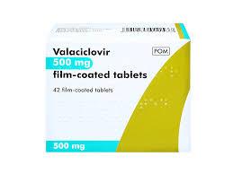 Valaciclovir Tablets Image