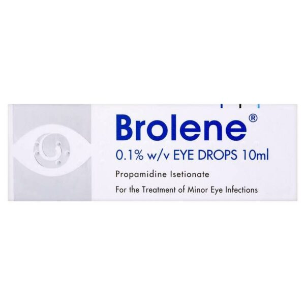 Buy Brolene Eye Drops 10ml Online UK Next Day Delivery Review
