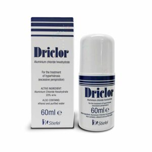 Buy Driclor Roll On UK Next Day Delivery Online 75ml Applicator Antiperspirant