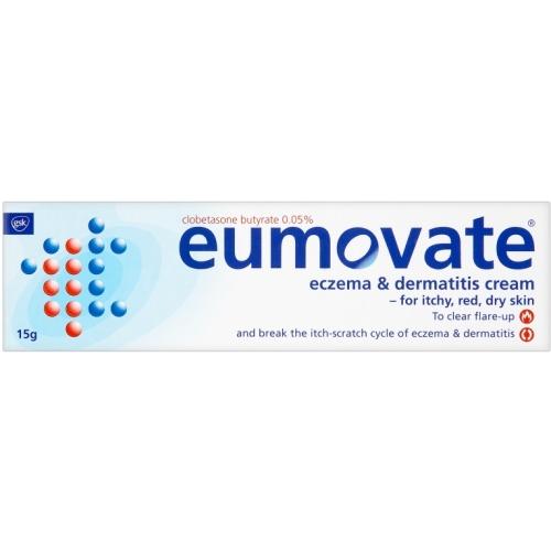 Eumovate Eczema Cream Image