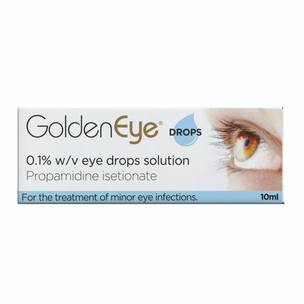 Buy Golden Eye Eye Drops 10ml Online UK Next Day Delivery