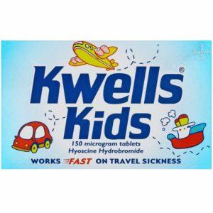 Buy Kwells Chewable Online Tablets Travel Sickness Nausea