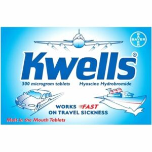 Buy Kwells Travel Sickness Tablets Online UK Next Day Delivery