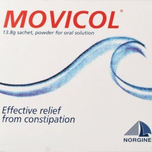 Buy Movicol Sachets Online UK Next Day Delivery Paediatric Plain 8