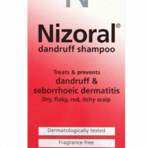 Buy Nizoral Dandruff Shampoo 100ml Online UK Next Day Delivery 60mlReview