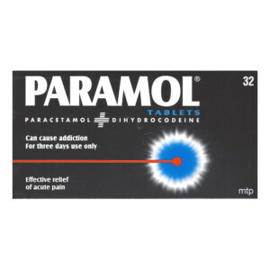 Buy Paramol UK Online Easy to Swallow Tablets 500