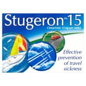 Stugeron 15 Tablets
