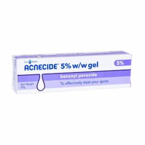 Buy Acnecide Topical Aqueous Gel 30g Online UK Next Day Delivery