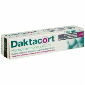 Daktacort Hydrocortisone Cream UK Next Day Delivery Buy online 30g 15g