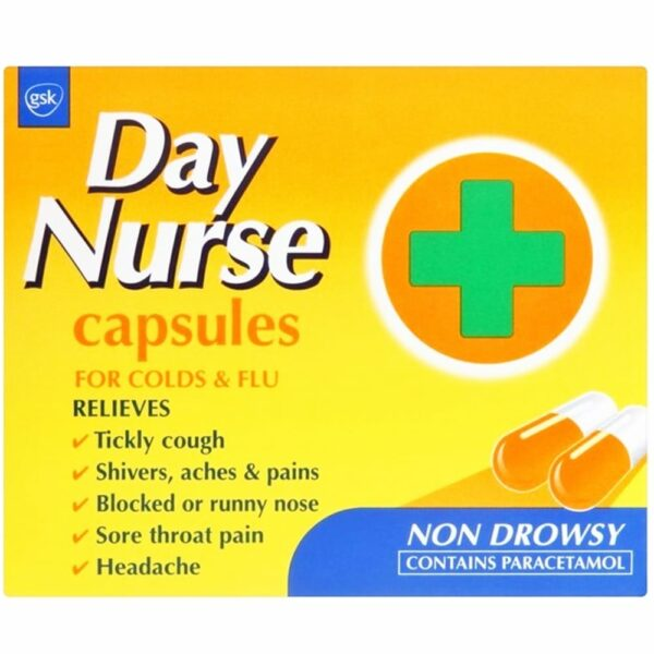 Buy Day Nurse Capsules