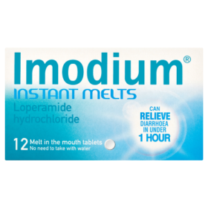 Buy Imodium Instant Melts UK Next Day Delivery Online How To Take Instructions