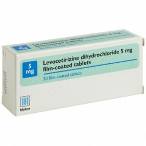 Buy Levocetirizine 5mg UK Next Day Delivery Online Dihydrochloride