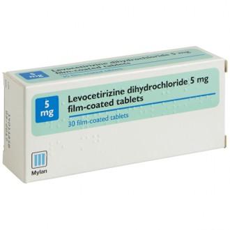 Buy Levocetirezine tablets Online