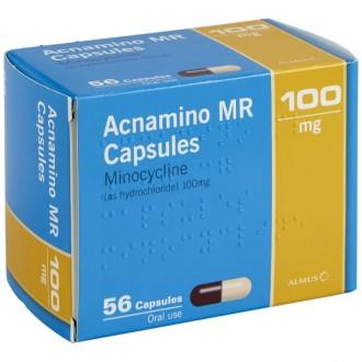 minocycline generic