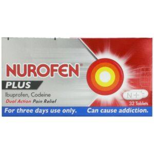 Buy Nurofen Plus UK Online